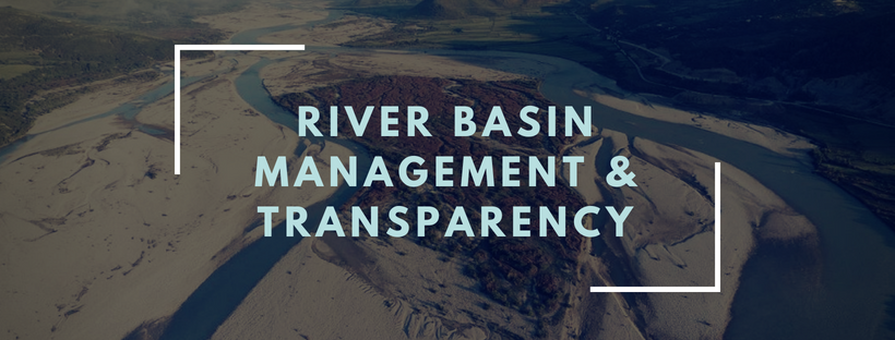 River Basin Management and Transparency